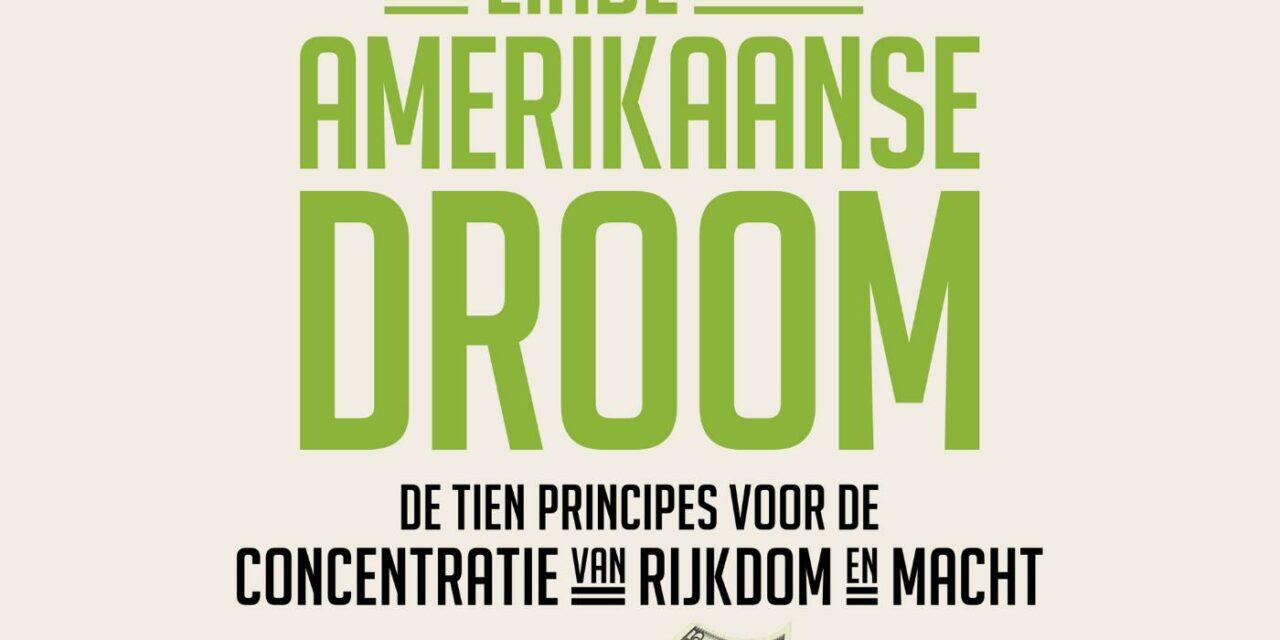 Het einde van de Amerikaanse droom – Noam Chomsky