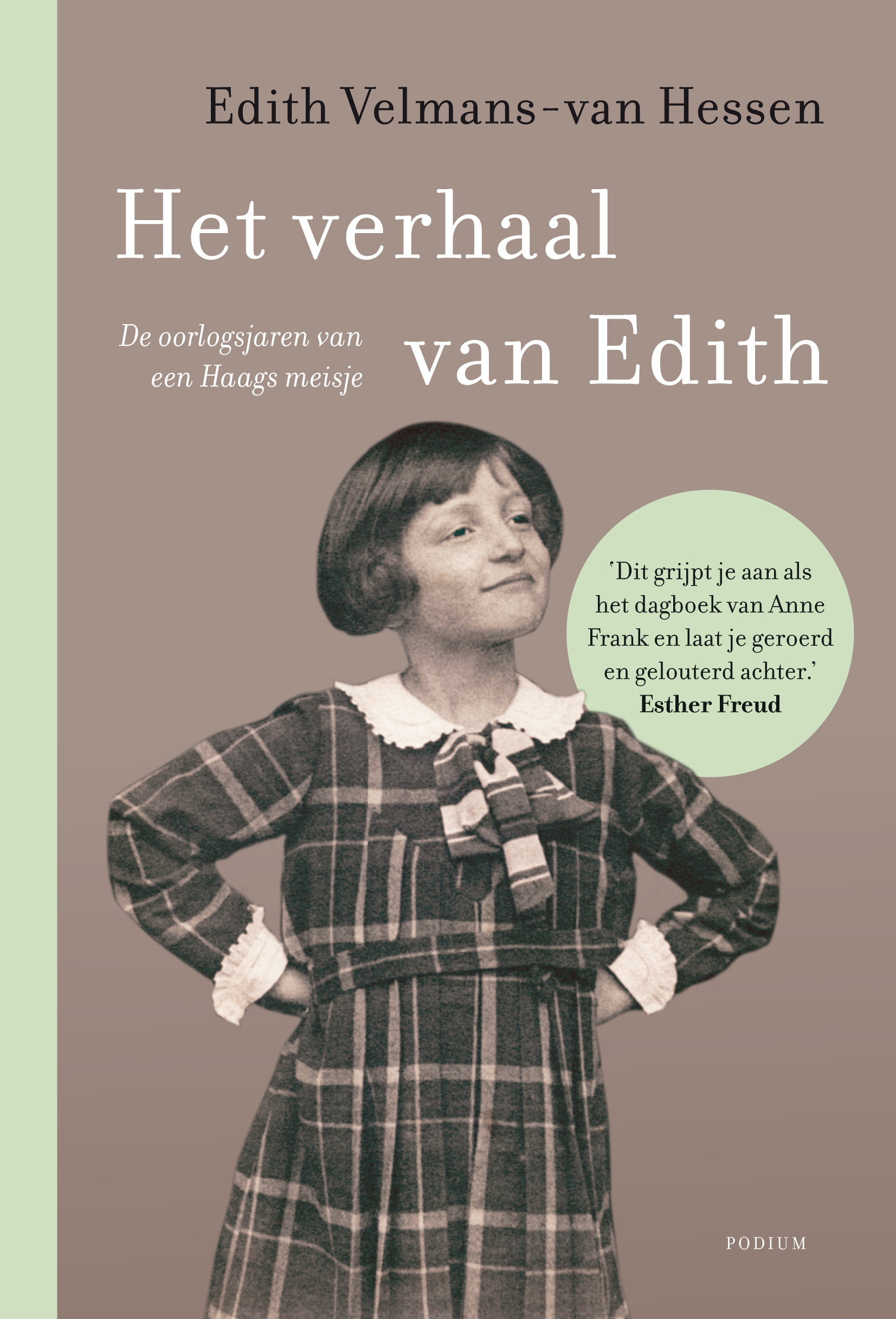 Het verhaal van Edith - boekendlits.nl