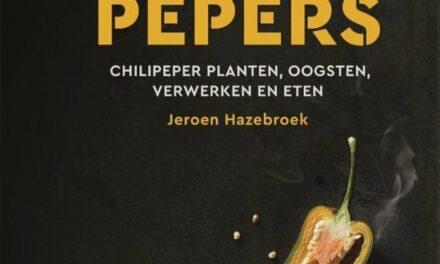 Hete pepers – Jeroen Hazebroek