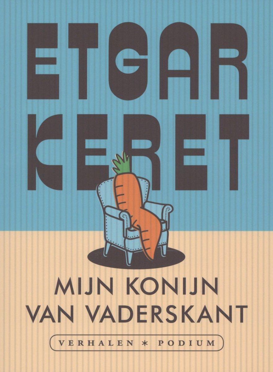 Mijn konijn van vaderskant - boekenflits.nl