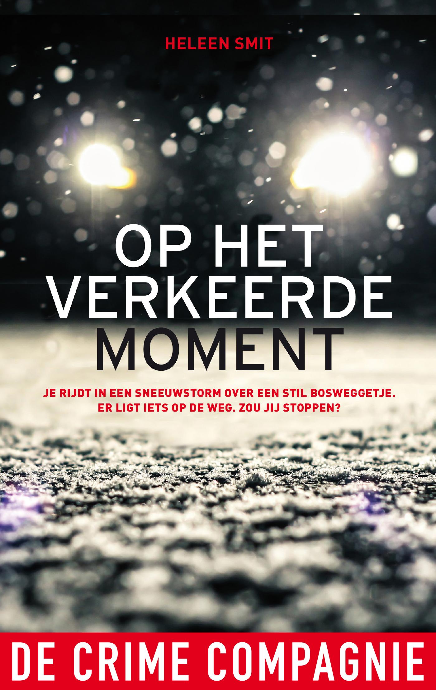 Op het verkeerde moment - boekenflits.nl