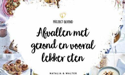 Afvallen met gezond en vooral lekker eten – Walter & Natalia Rakhorst