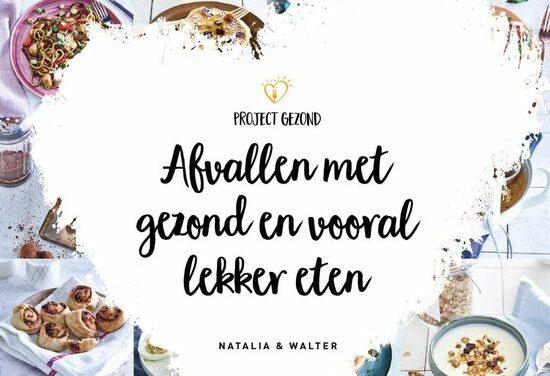 Afvallen met gezond en vooral lekker eten – Natalia Rakhorst en Walter Rakhorst