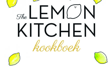 The Lemon Kitchen kookboek – Jadis Schreuder