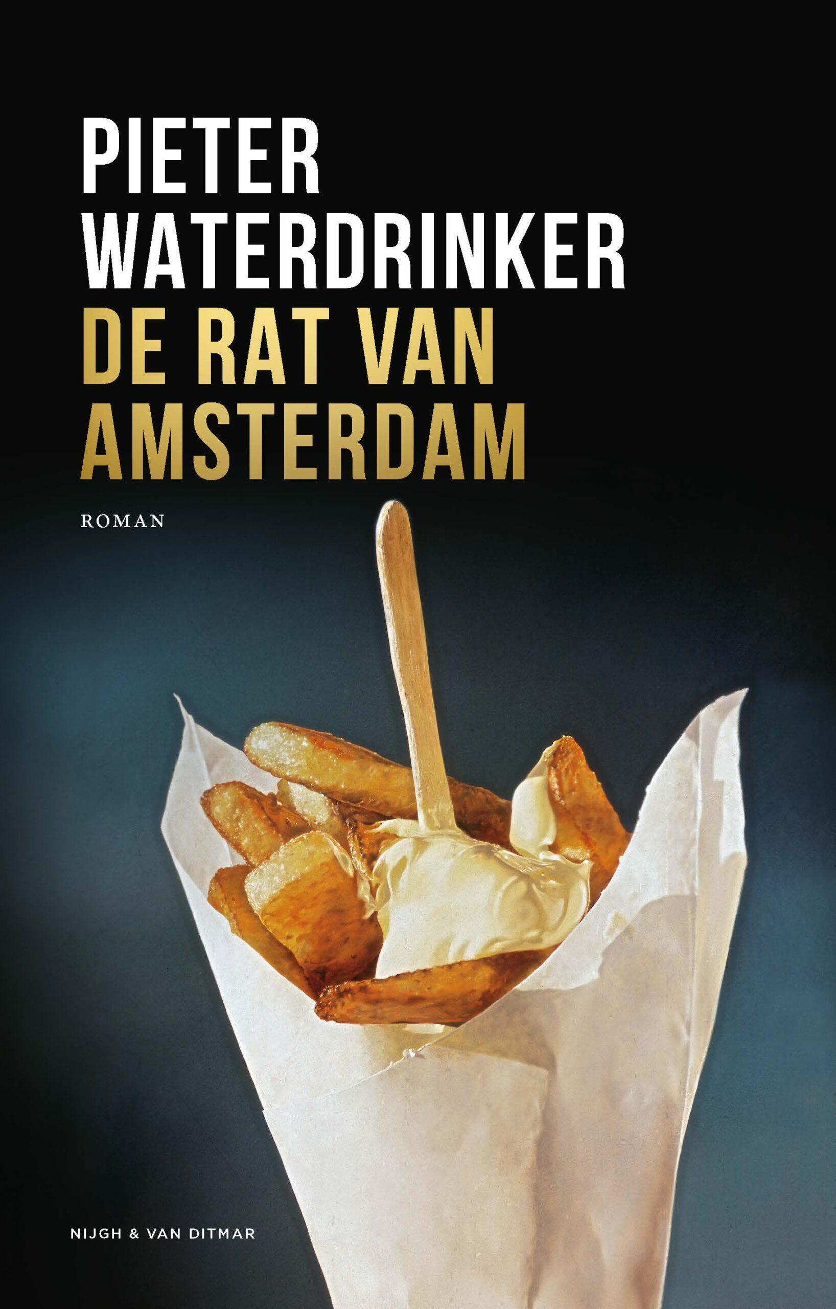 De rat van Amsterdam - boekenflits.nl
