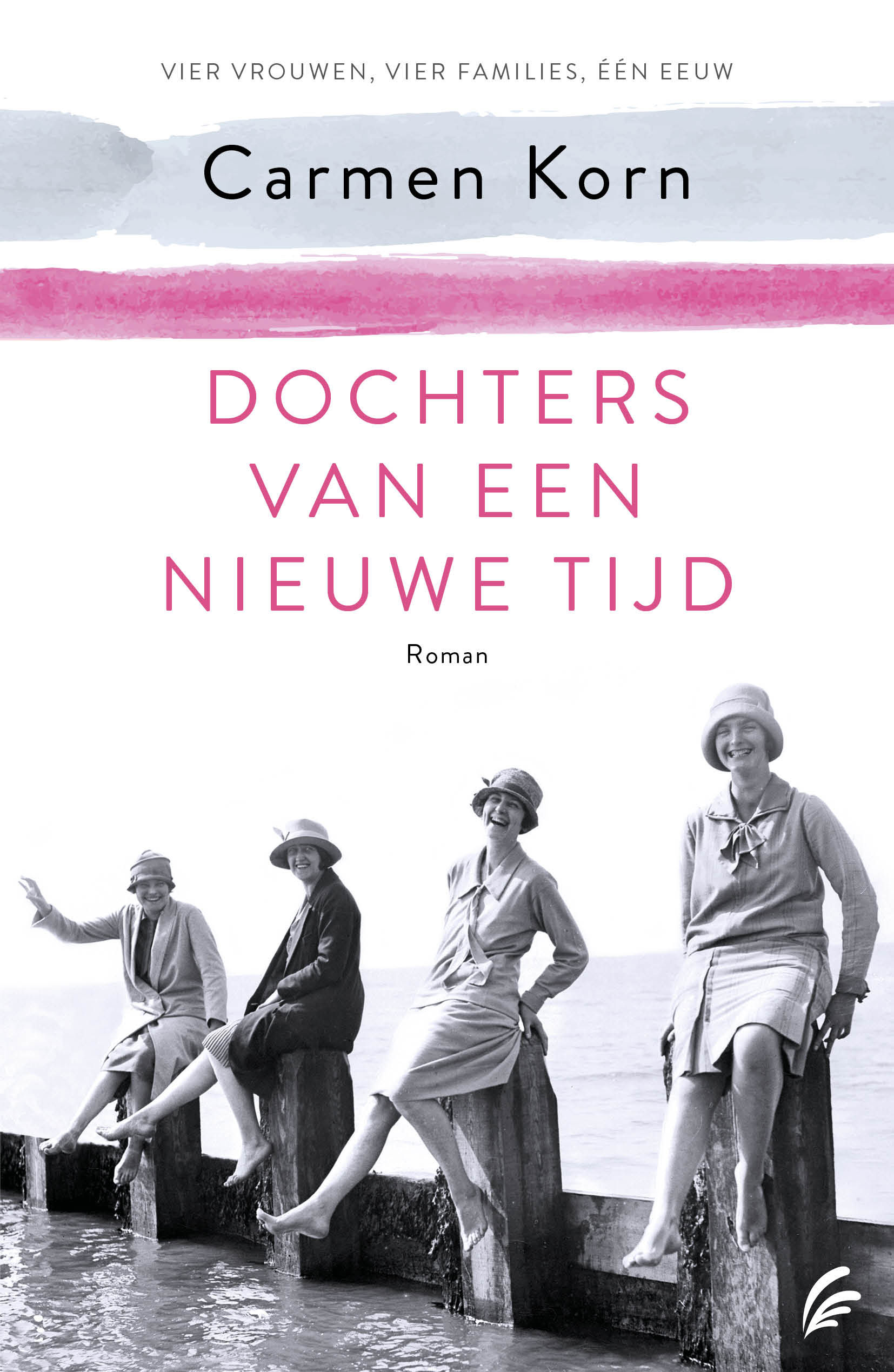 Dochters van een nieuwe tijd - boekenflits.nl