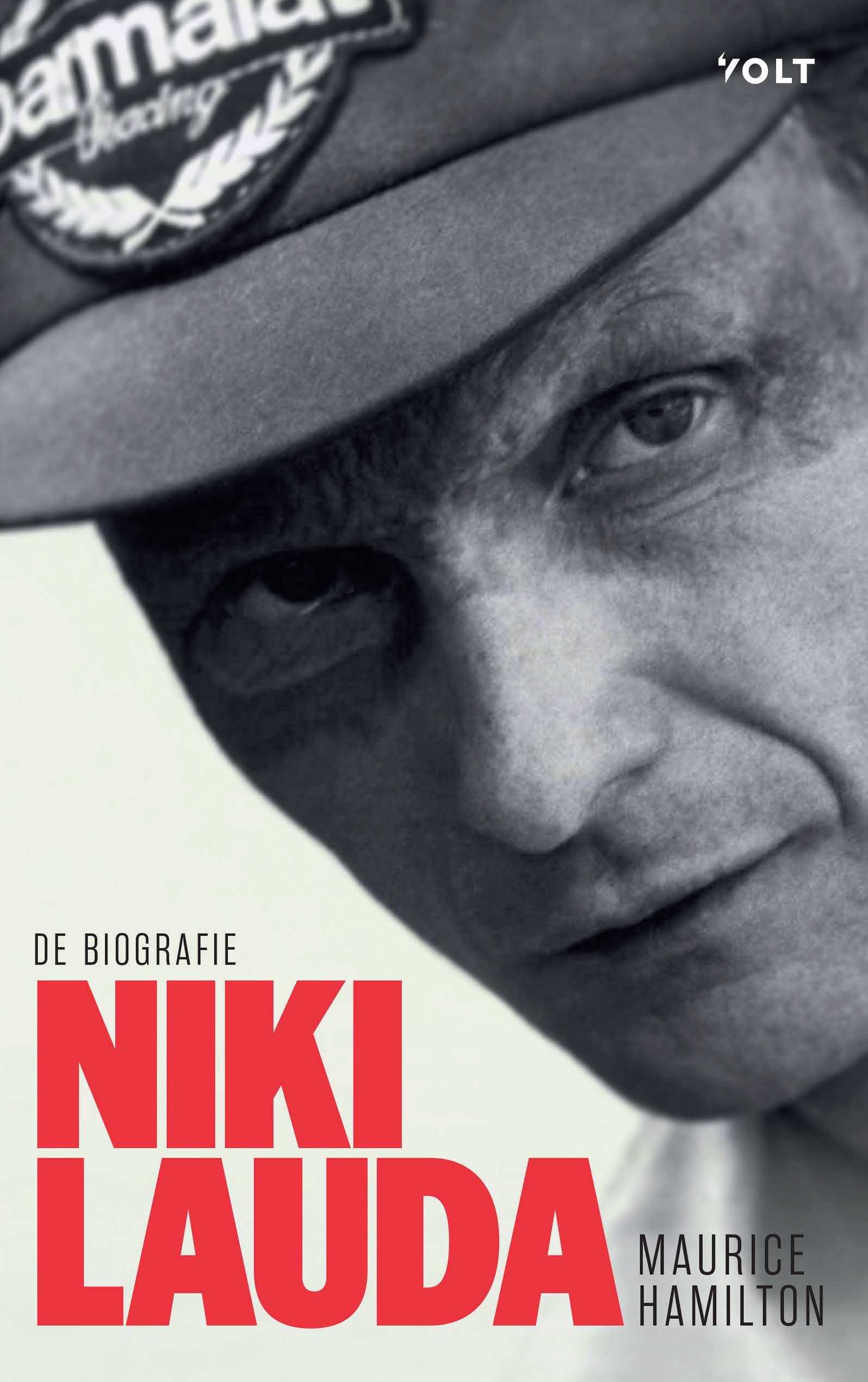 Niki Lauda - boekenflits.nl