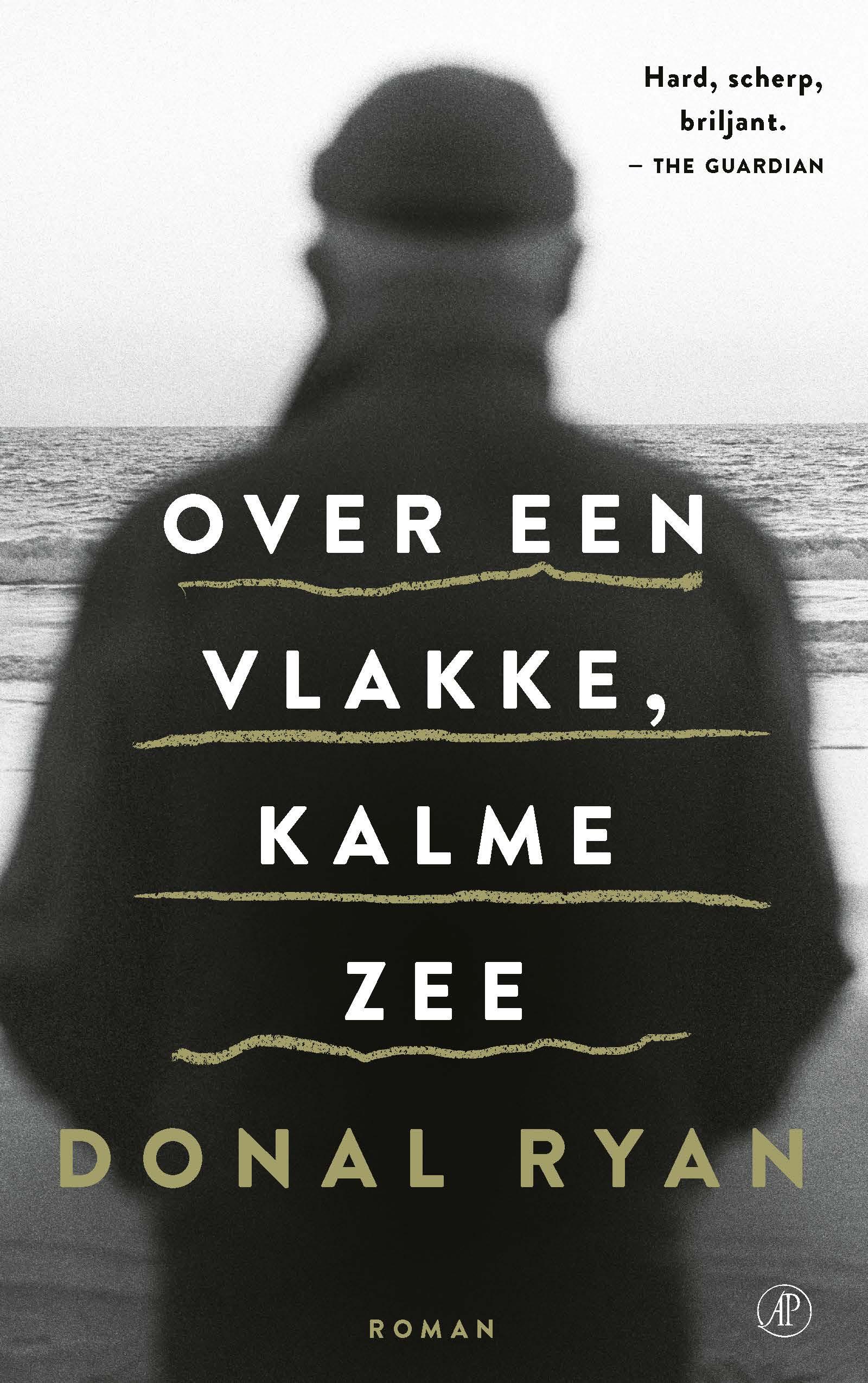 Over een vlakke, kalme zee - boekenflits.nl