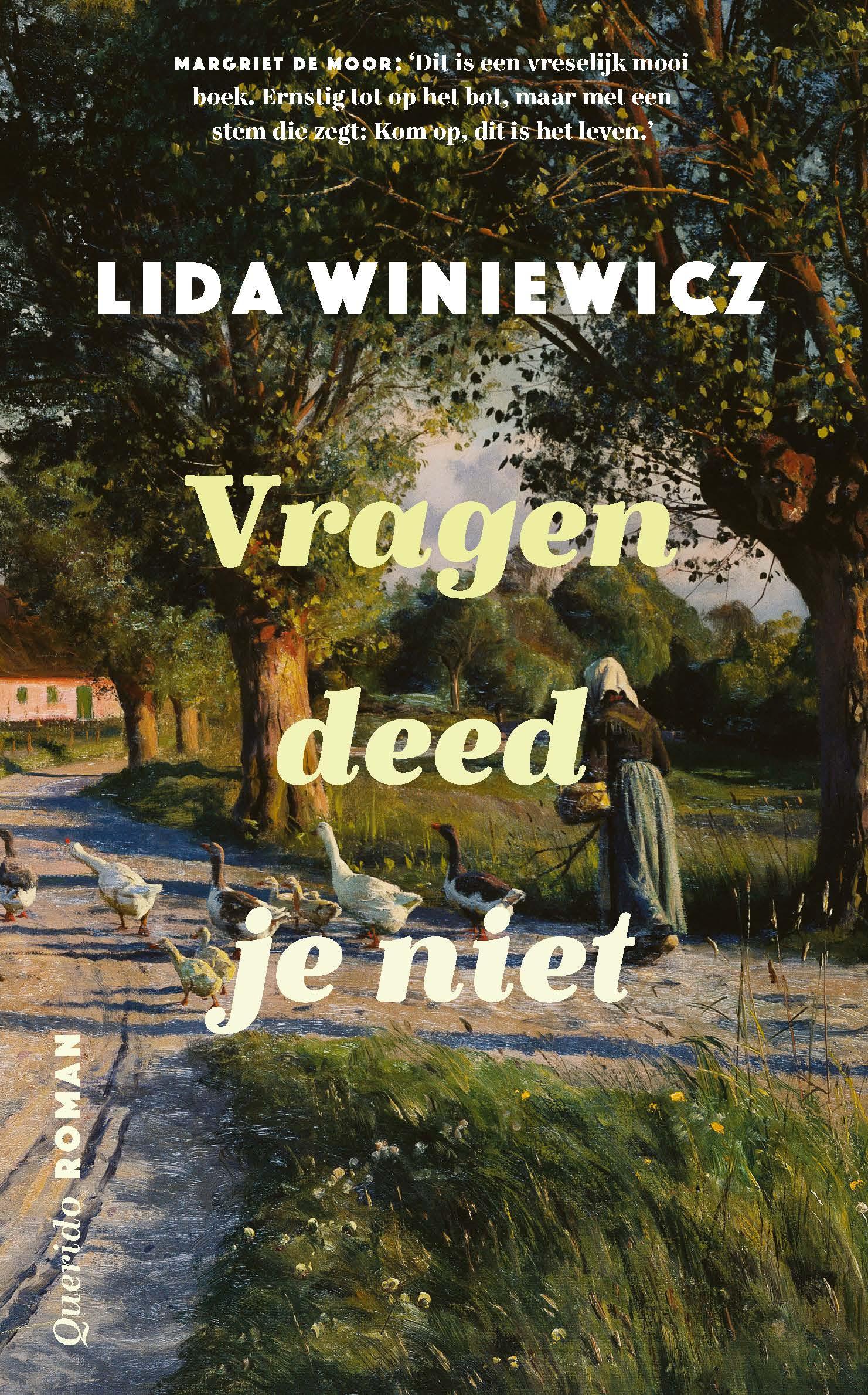 Vragen deed je niet - boekenflits.nl