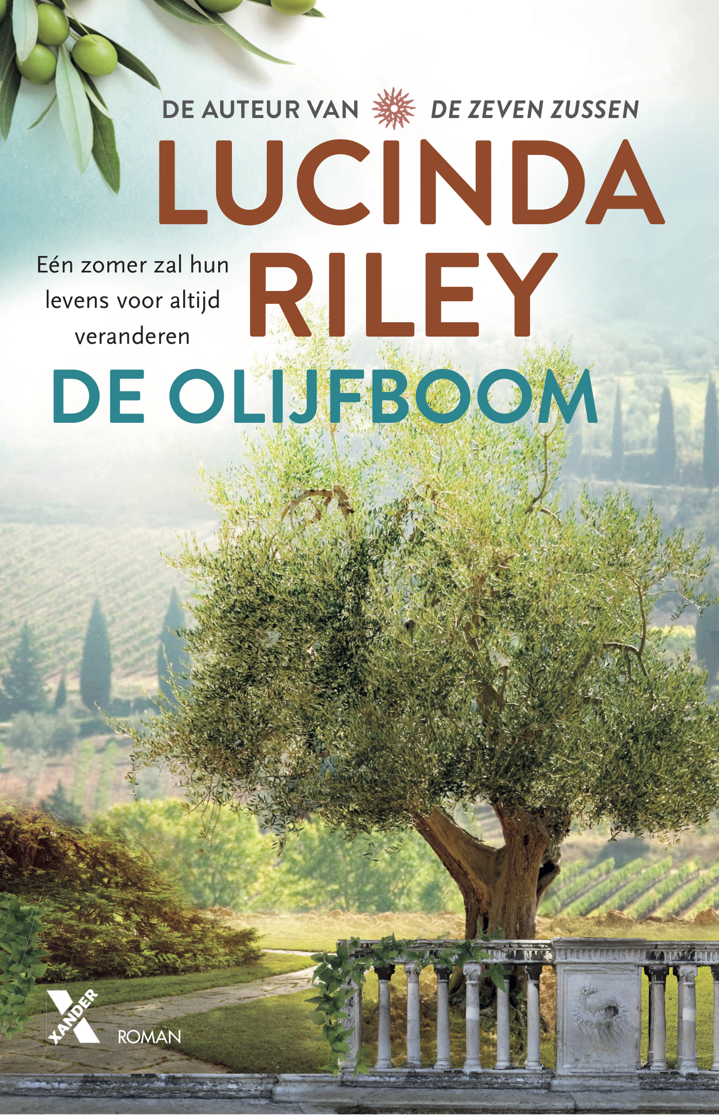 De olijfboom - boekenflits.nl