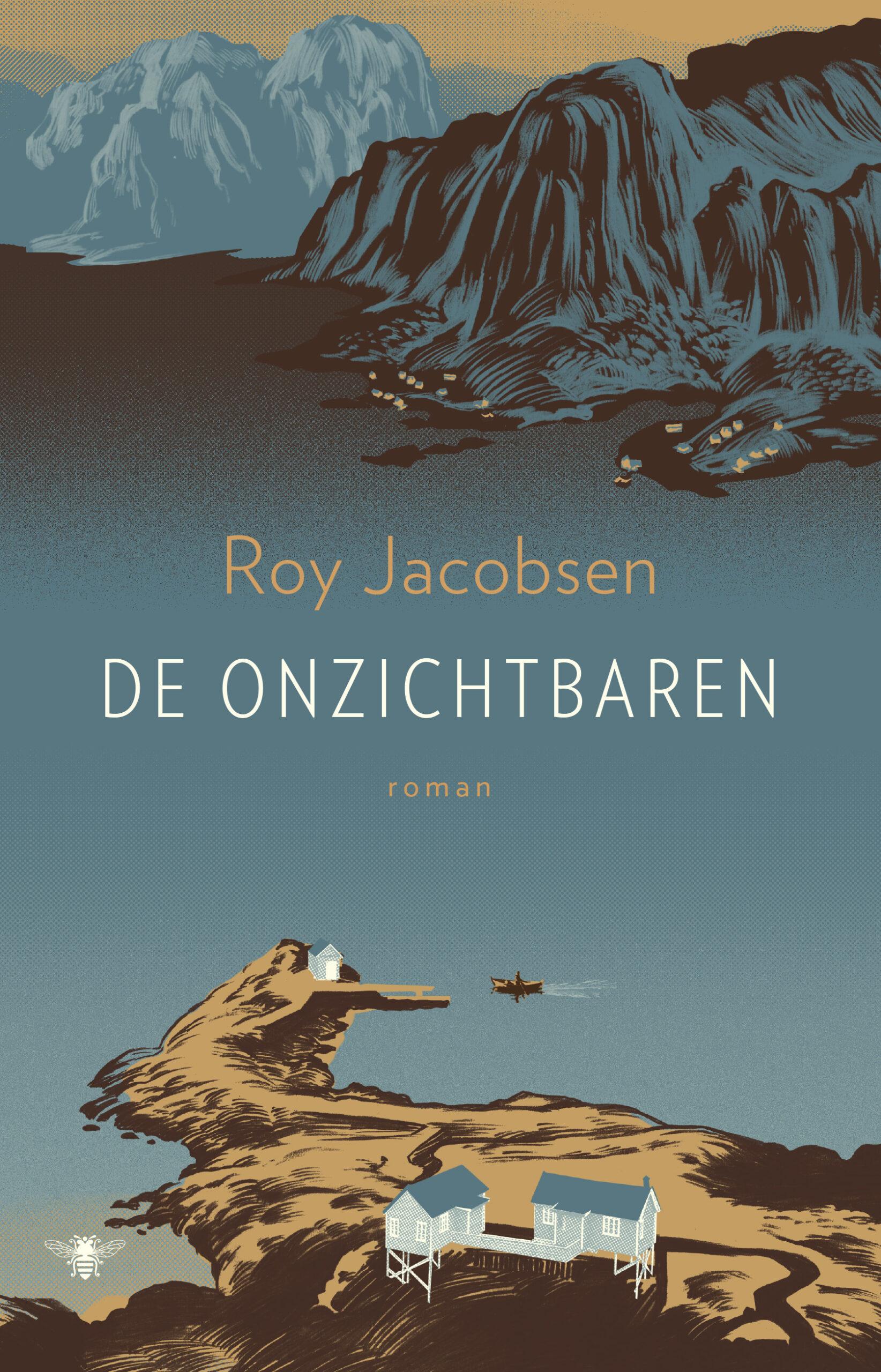 De onzichtbaren - boekenflits.nl