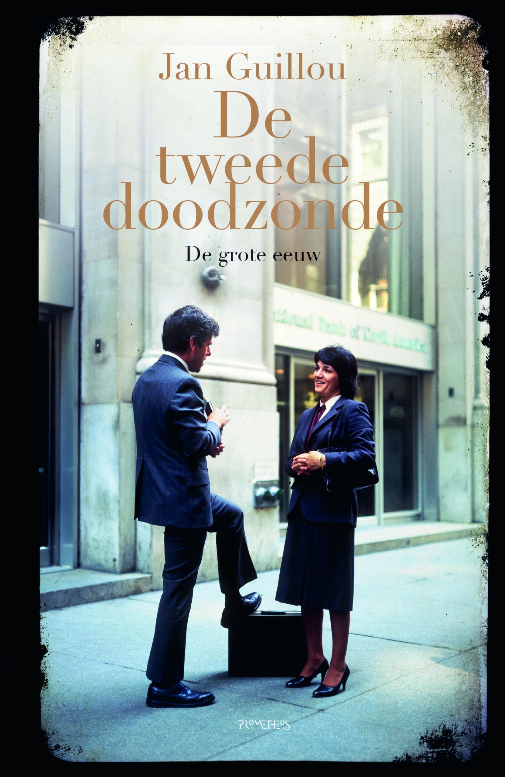 De tweede doodzonde - boekenflits.nl