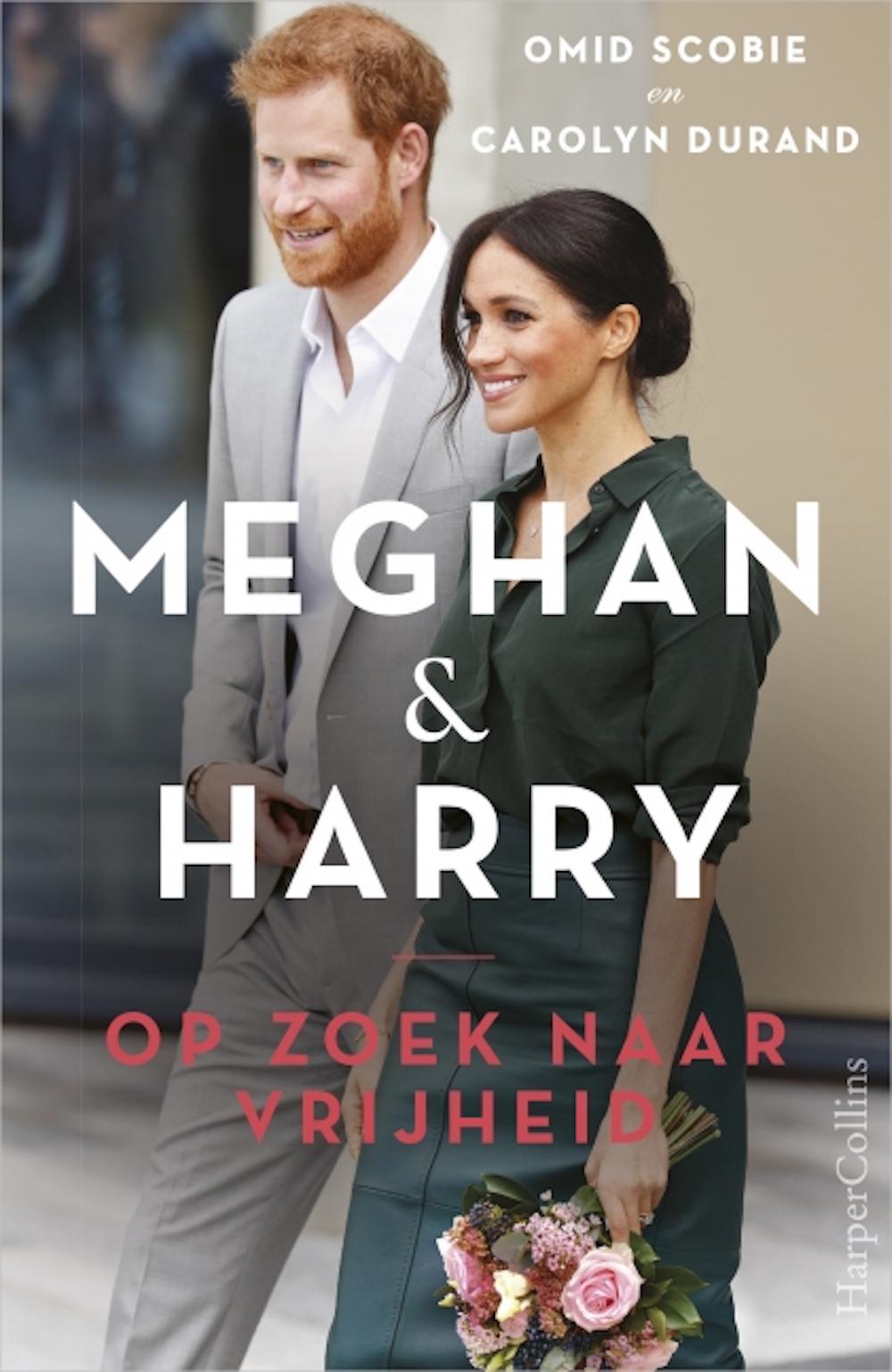 Meghan & Harry - boekenflits.nl