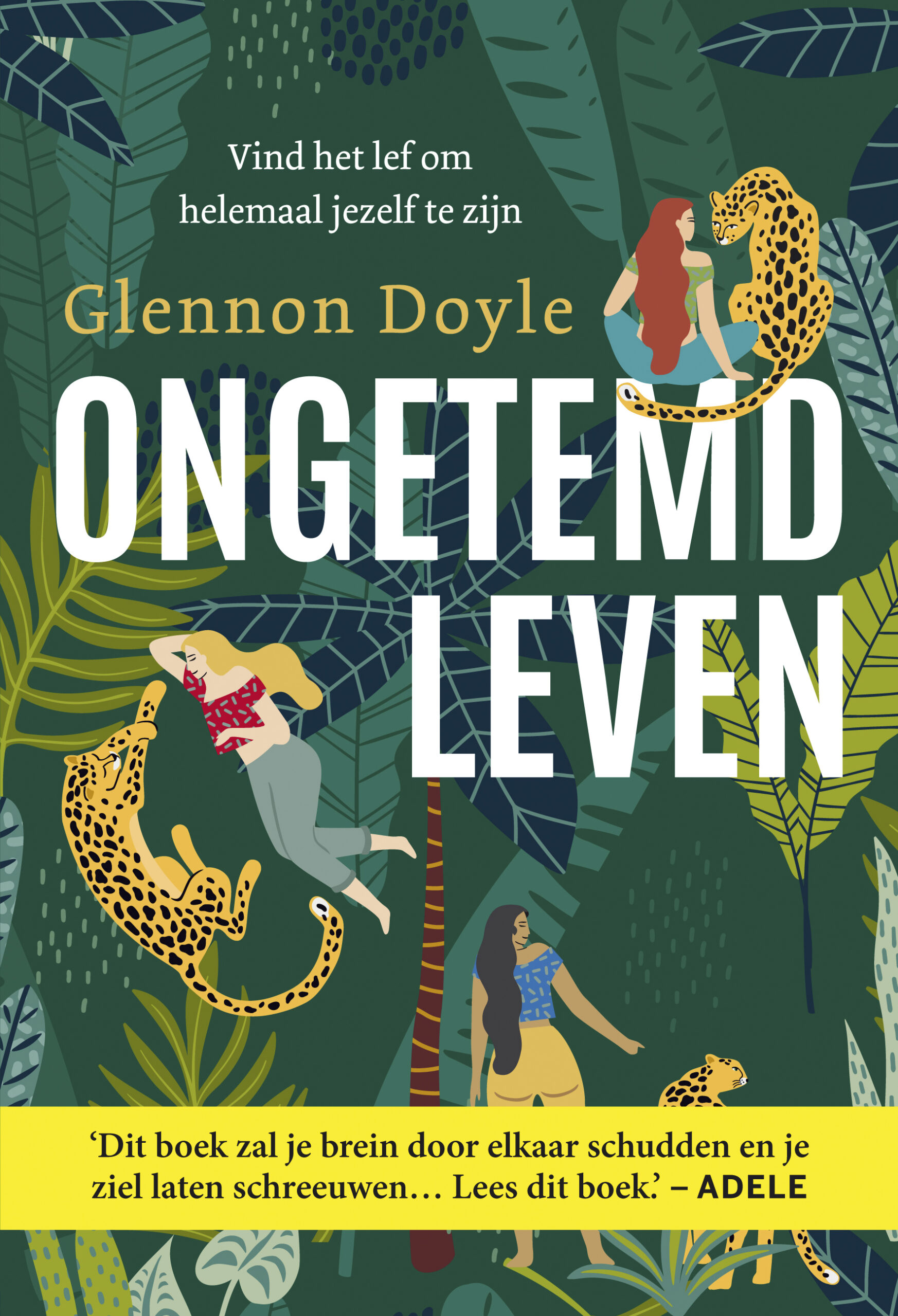 Ongetemd leven - boekenflits.nl