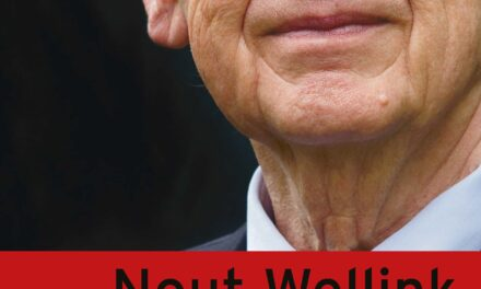 Ontgelden – Nout Wellink