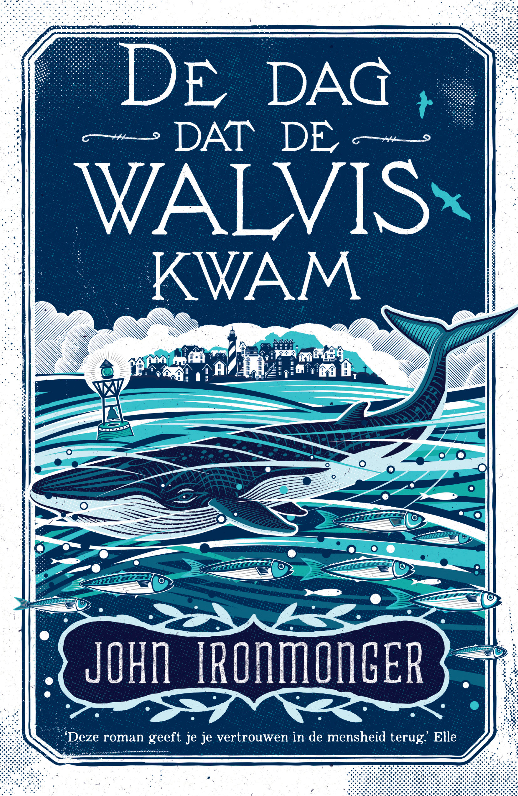 De dag dat de walvis kwam - boekenflits.nl