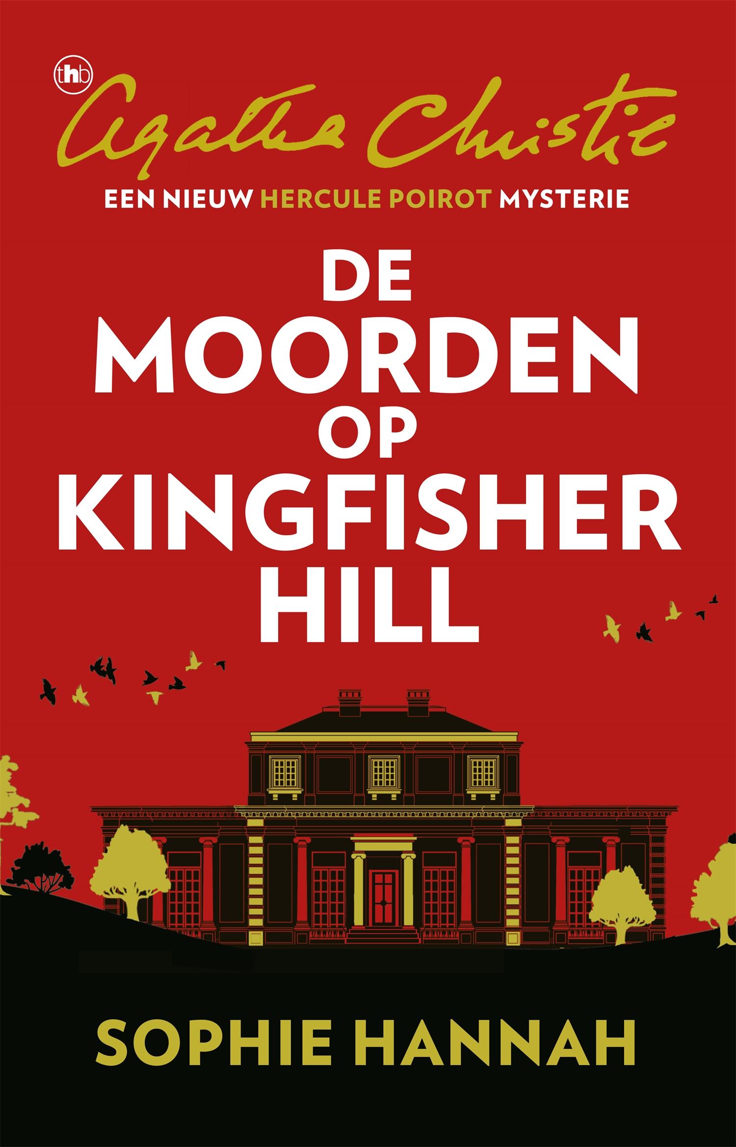 De moorden op Kingfisher Hill - boekenflits