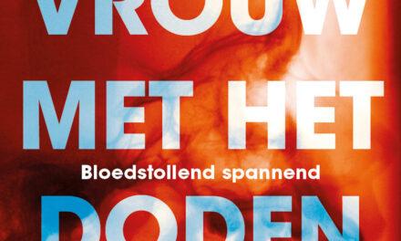 De vrouw met het dodenmasker – Mads Peder Nordbo