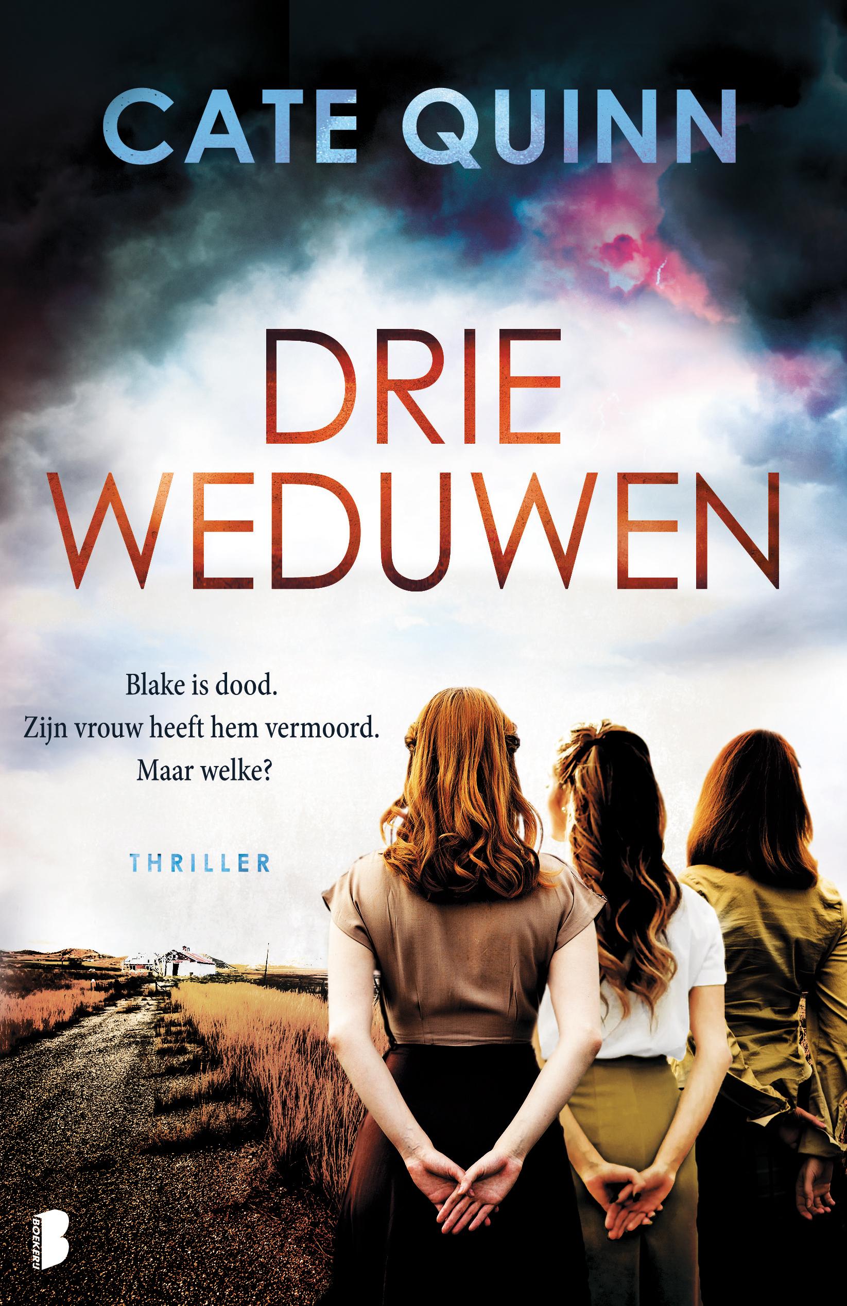 Drie weduwen - boekenflits