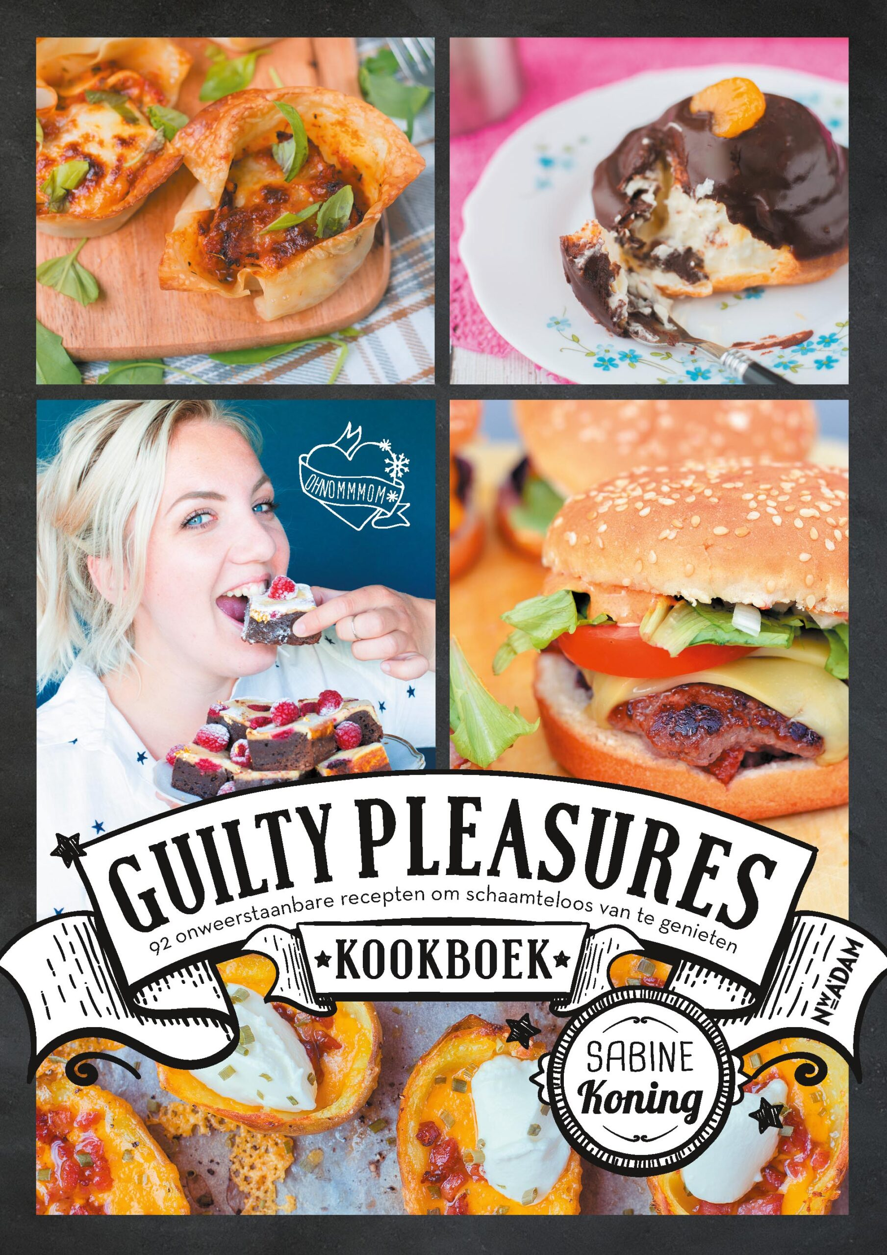 Guilty Pleasures kookboek - boekenflits