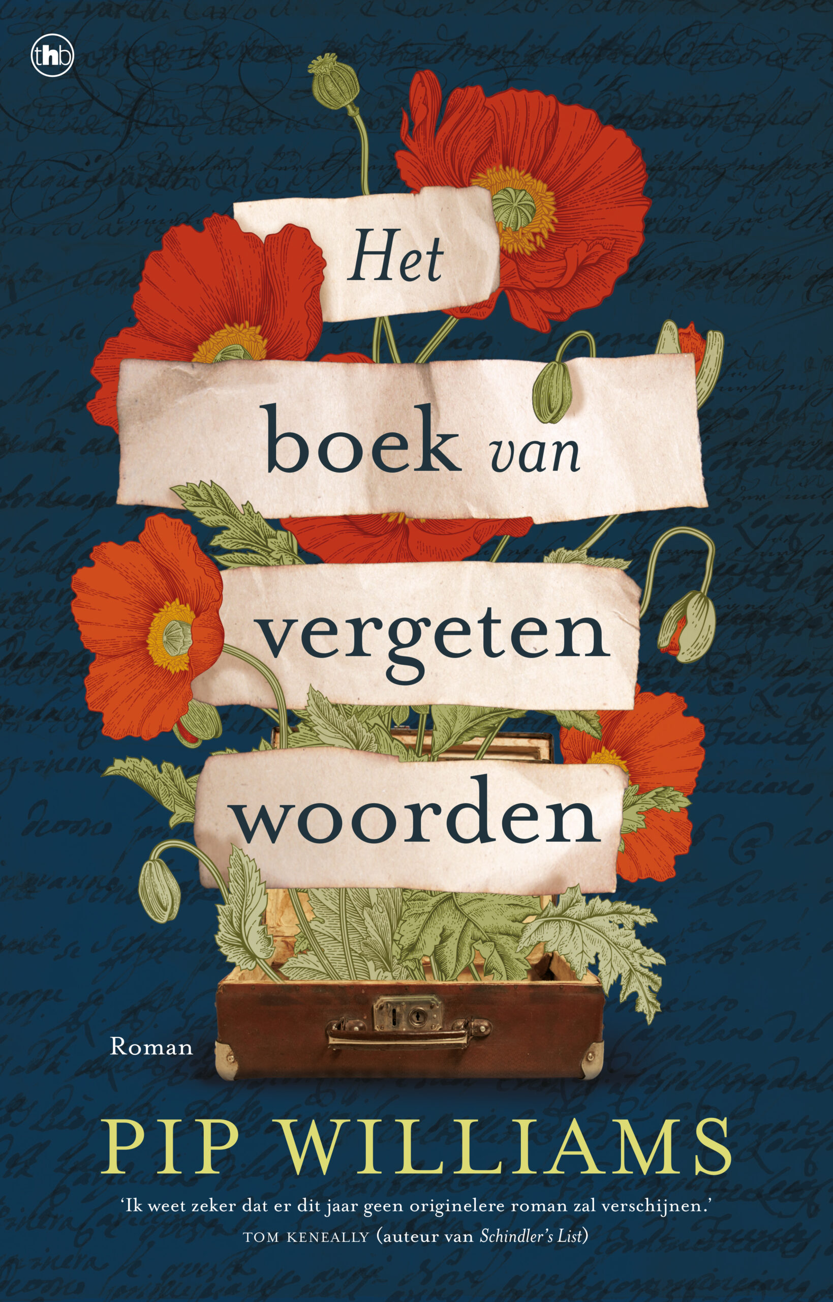 Het boek van vergeten woorden - boekenflits