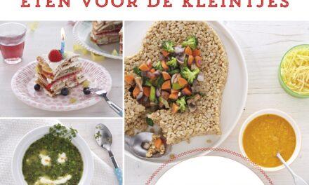 Kookboek eten voor de kleintjes – Stefan Kleintjes & Annelot Muijres
