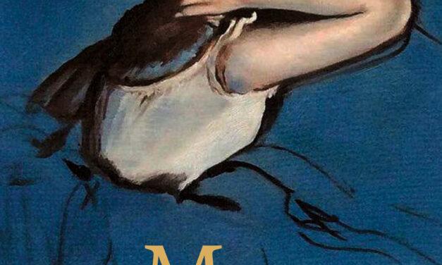 Mrs. Degas – Arthur Japin