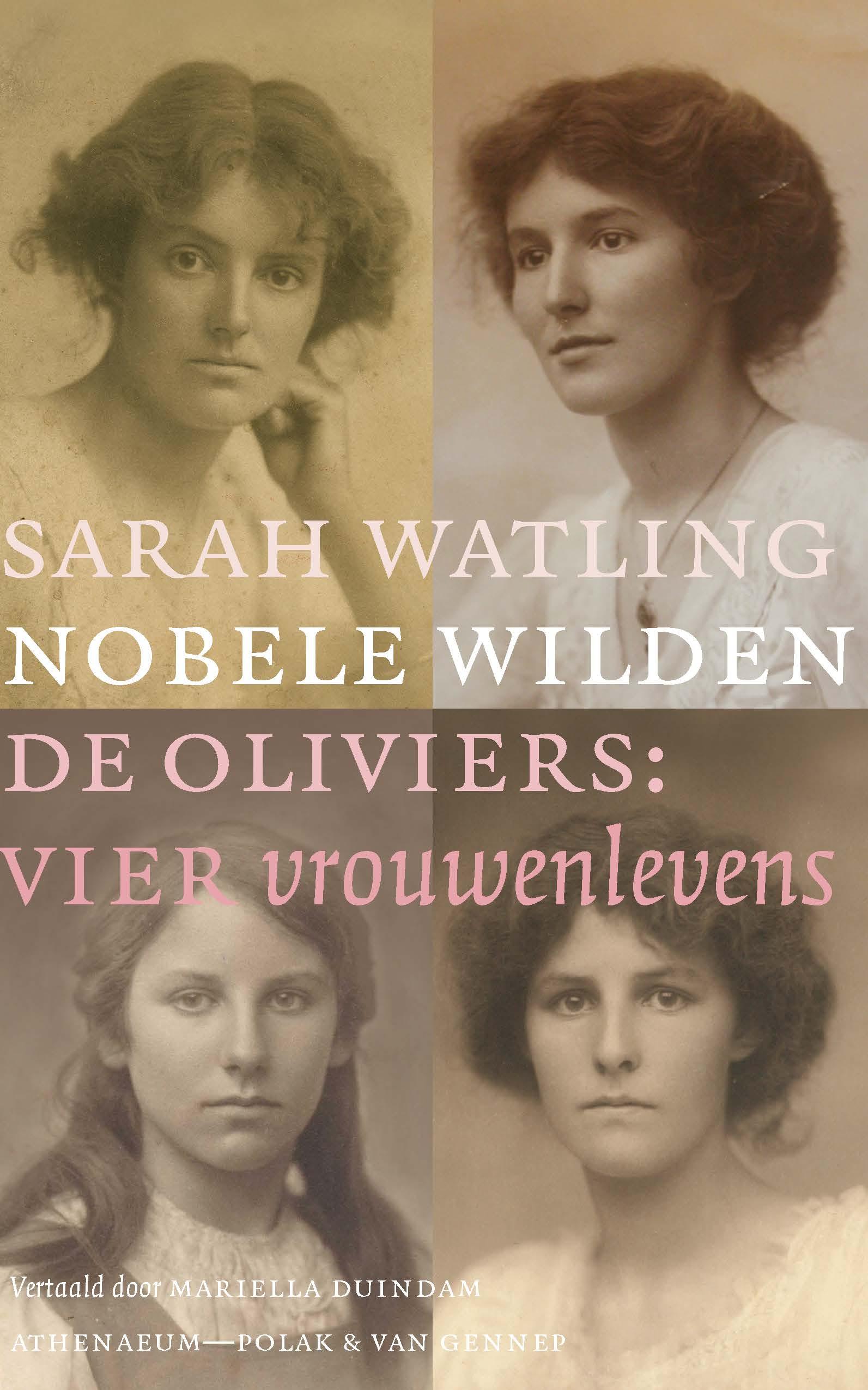 Nobele wilden - boekenflits