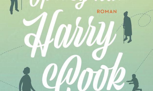 Op weg naar Harry Cook – Charlotte Nash