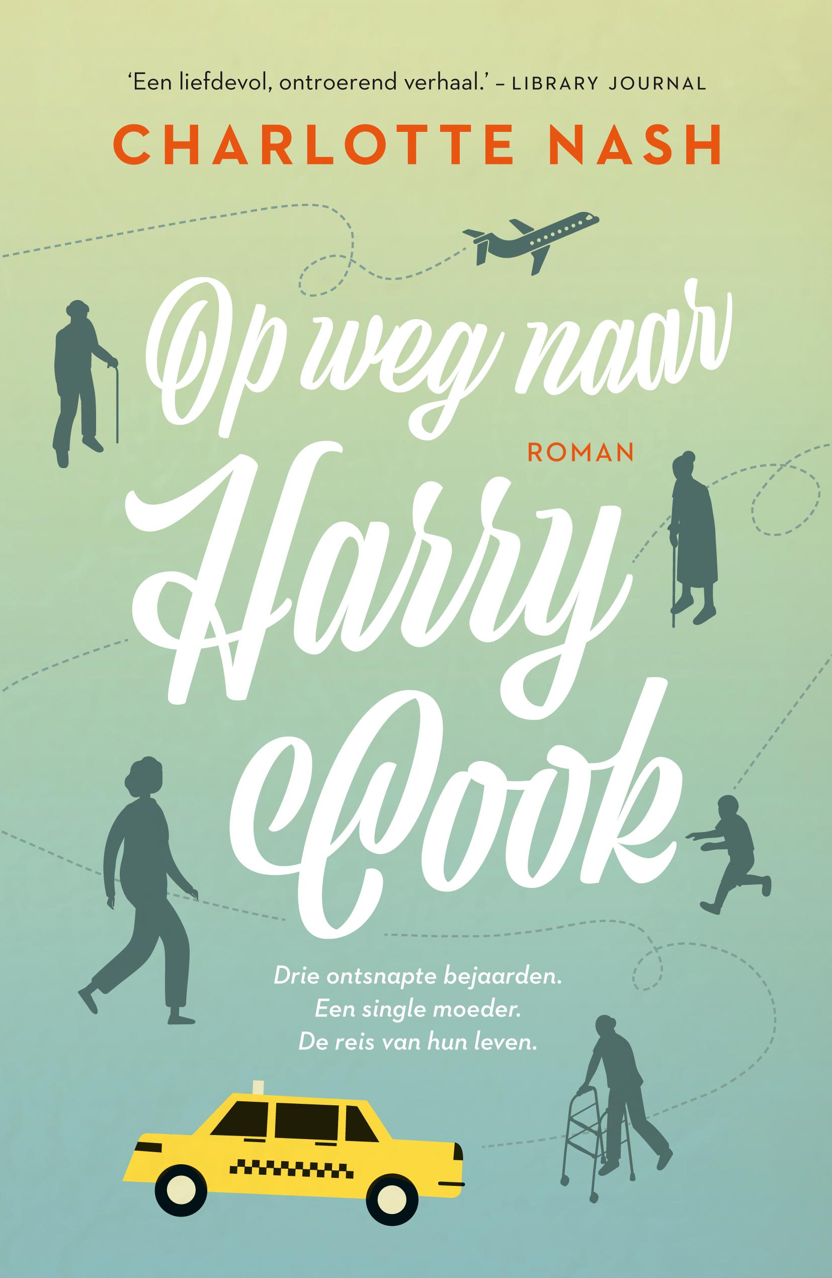 Op weg naar Harry Cook - boekenflits