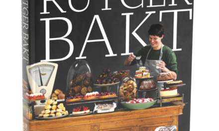 Rutger bakt de 100 allerbeste recepten – Rutger van den Broek