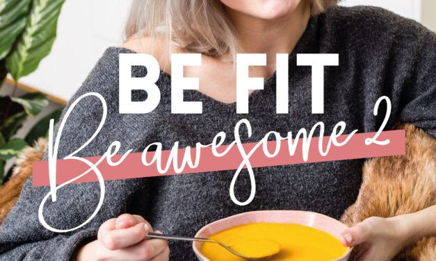 Be fit, be awesome 2 – Laura Van den Broeck