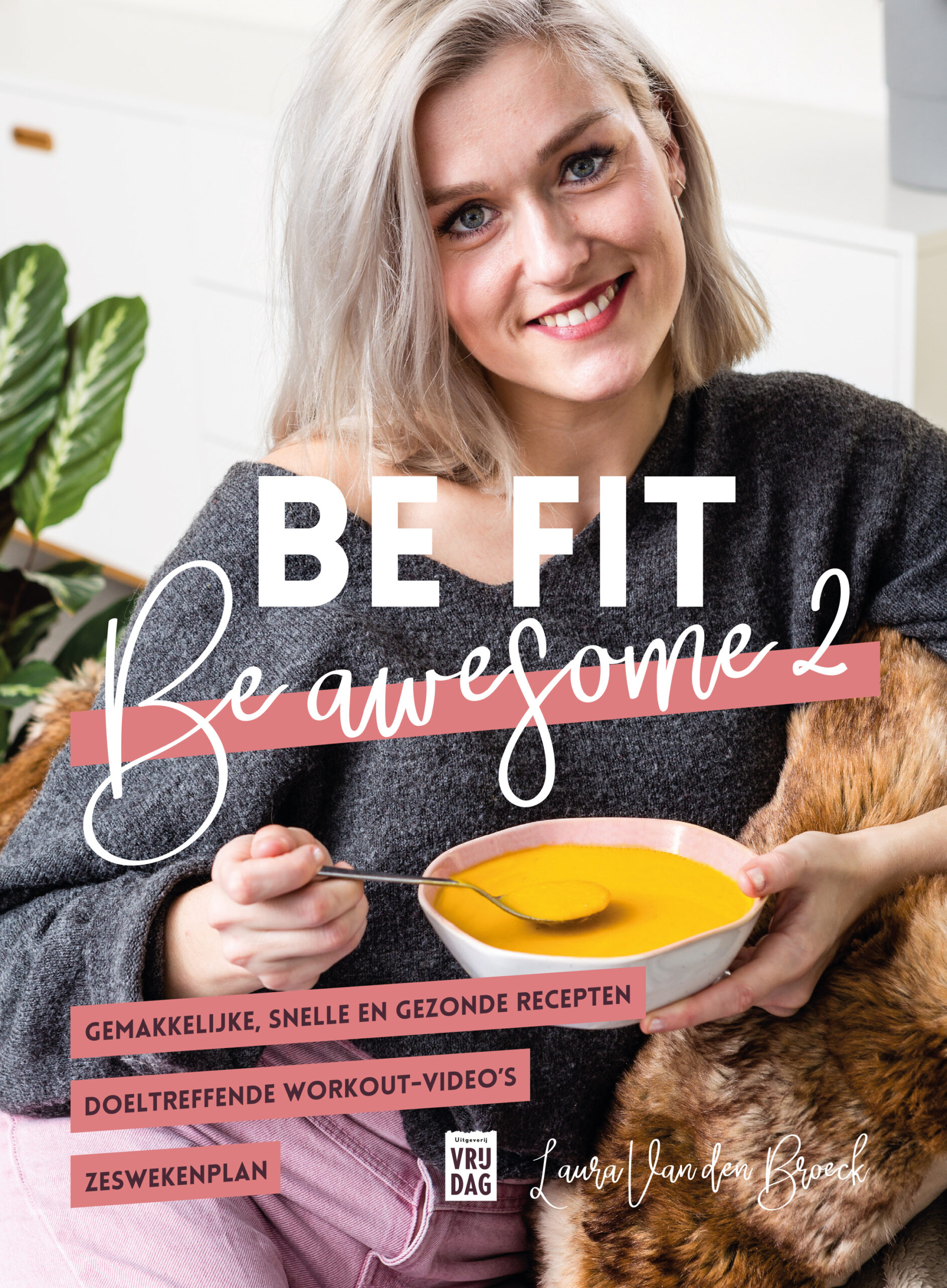 Be fit, be awesome2 - boekenflits