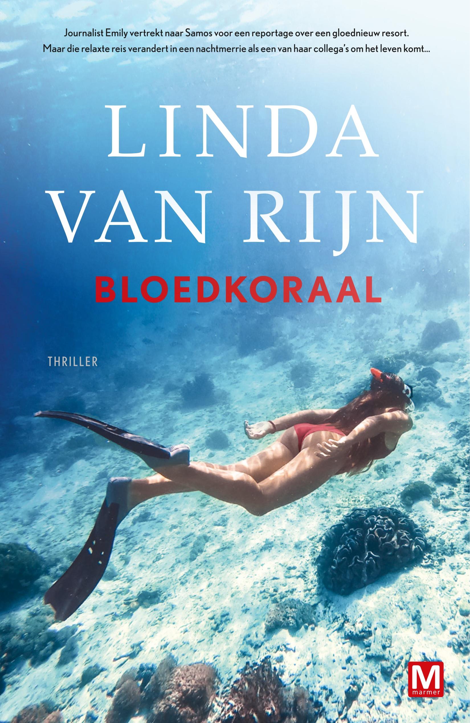 Bloedkoraal - boekenflits