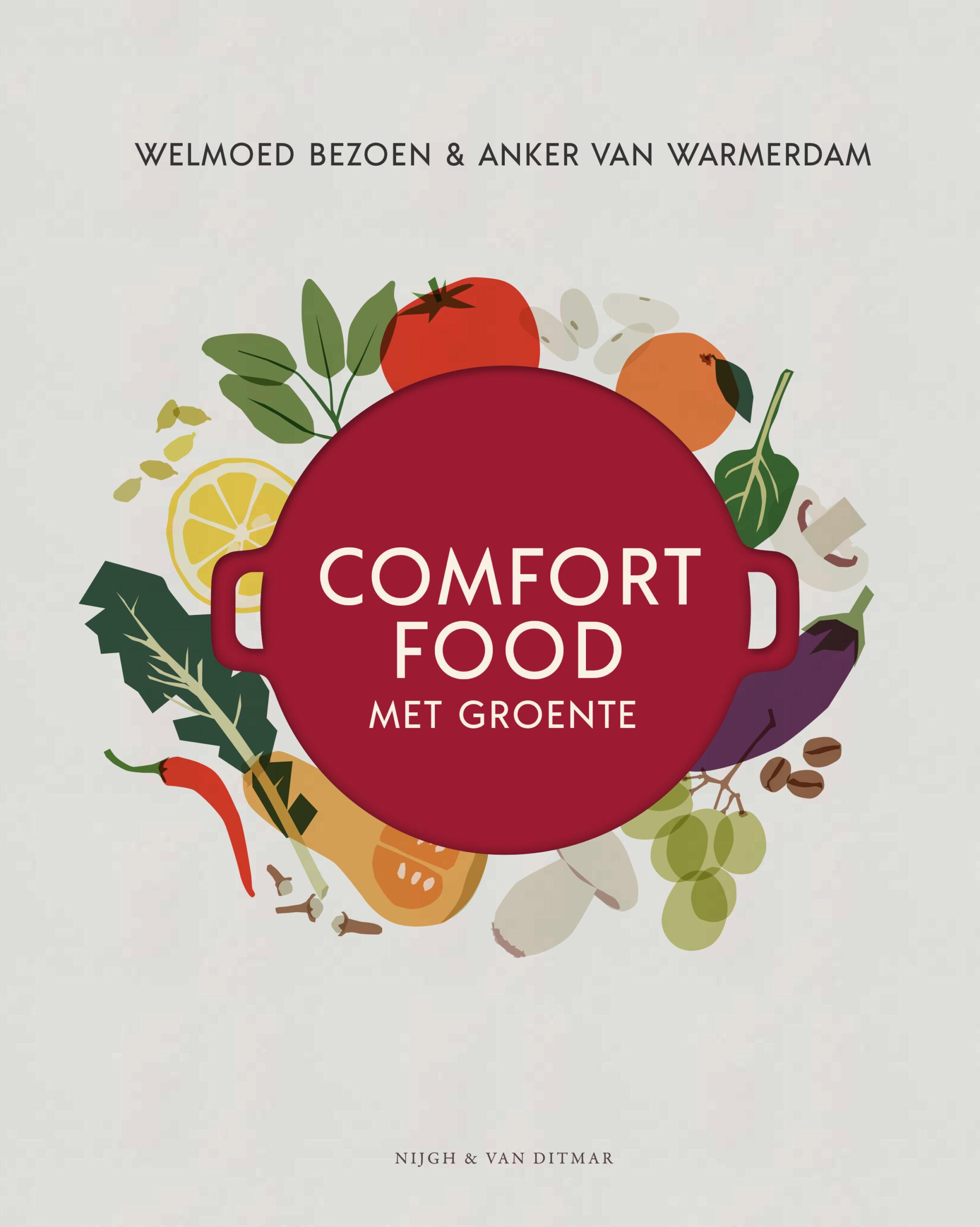 Comfort food met groente - boekenflits