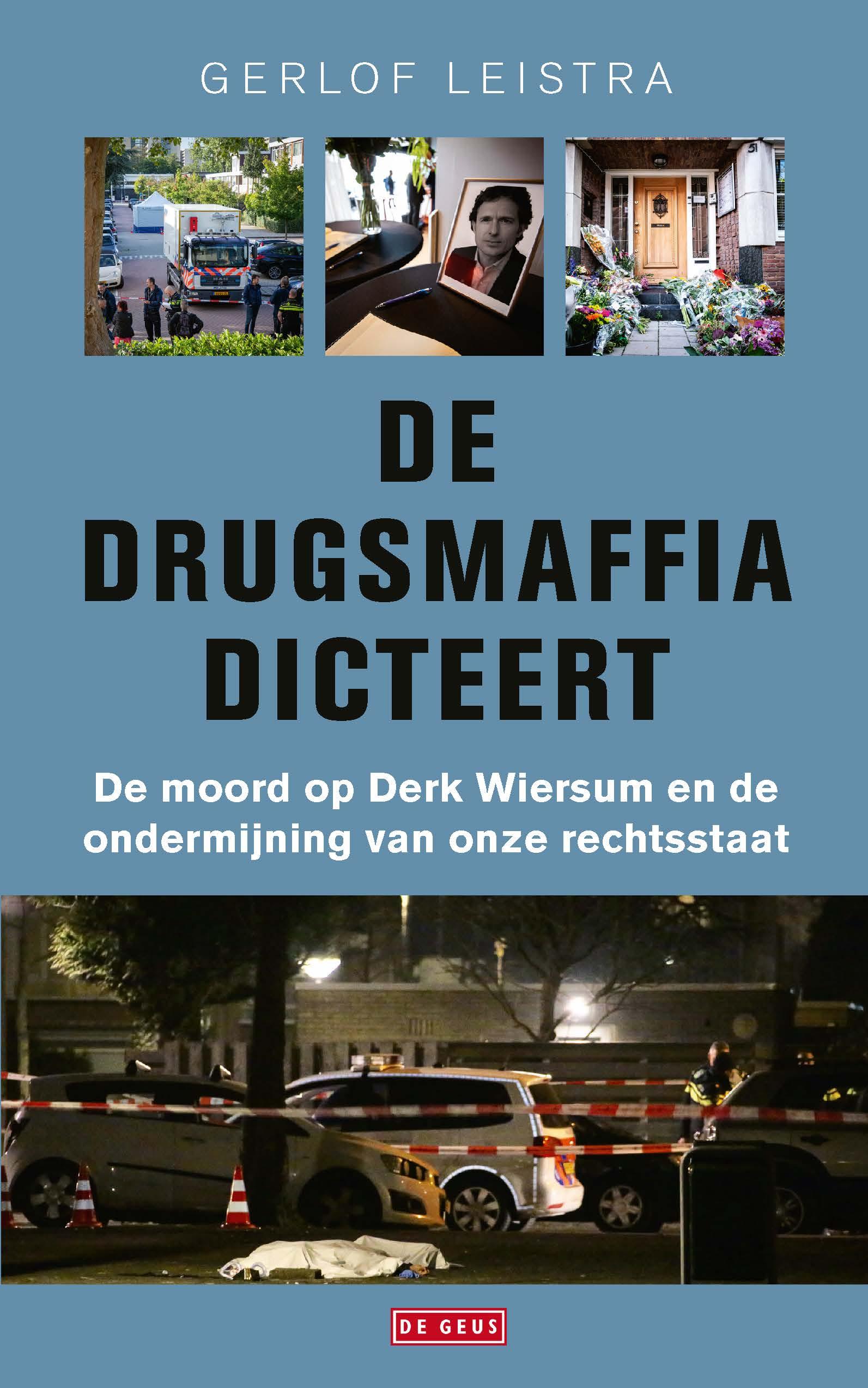 De drugsmaffia dicteert - boekenflits