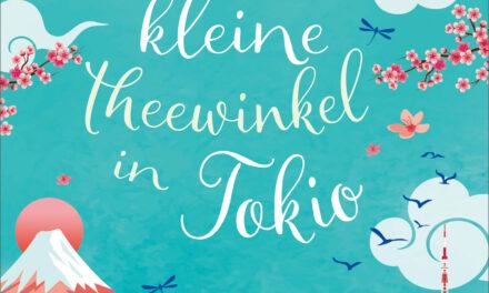 De kleine theewinkel in Tokio – Julie Caplin