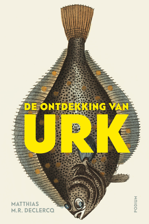De ontdekking van Urk - boekenflits