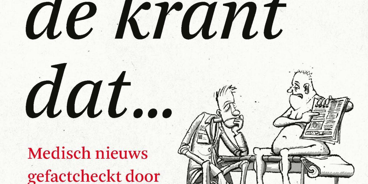 Dokter, ik las in de krant dat… – Lester du Perron & Tijs Stehmann