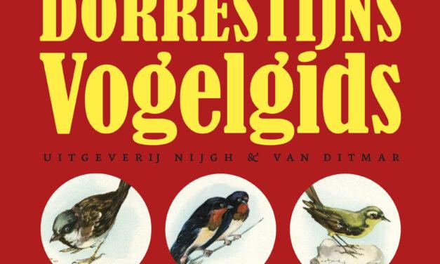 Dorrestijns Vogelgids – Hans Dorrestijn