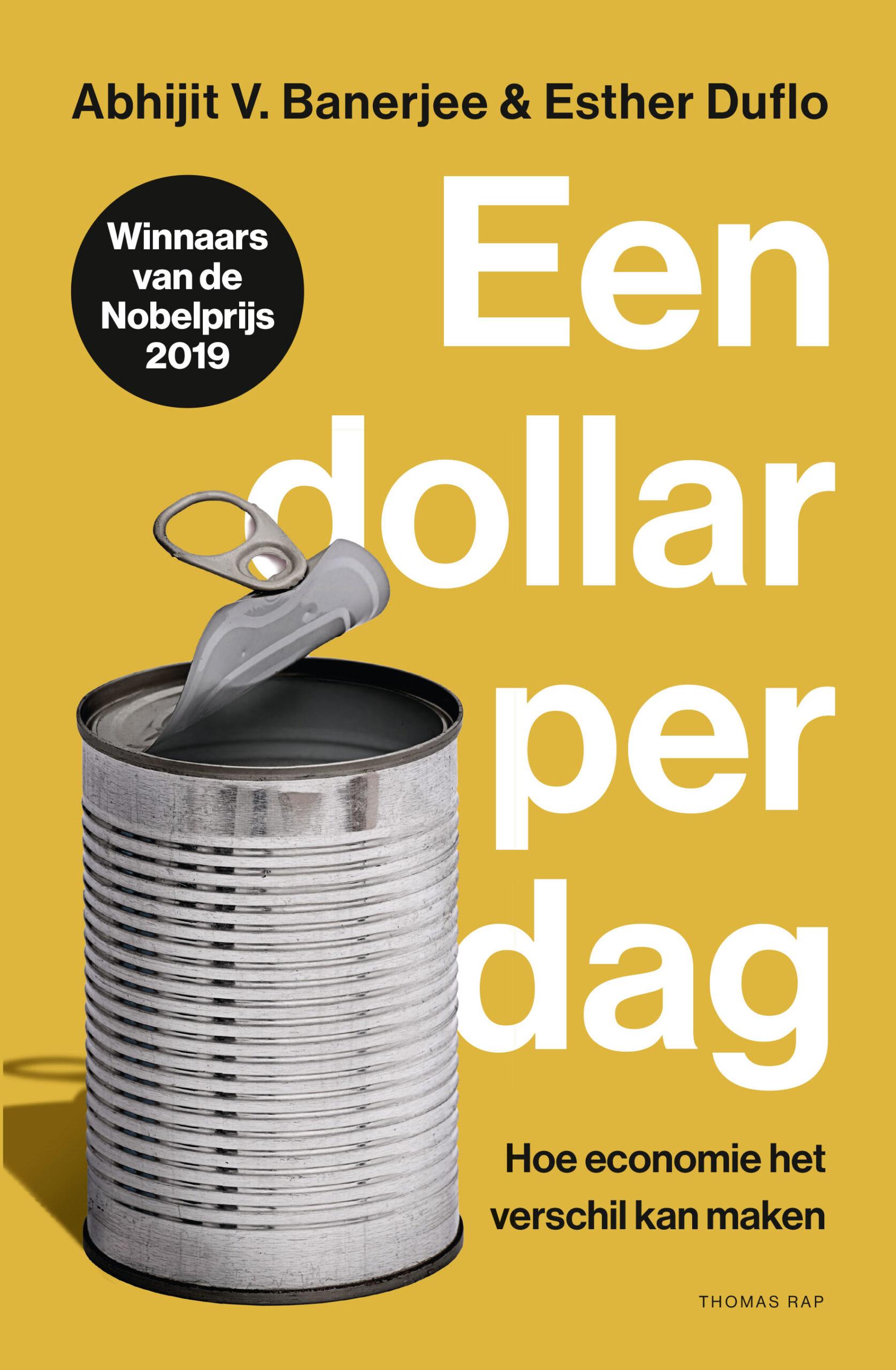 Een dollar per dag - boekenflits