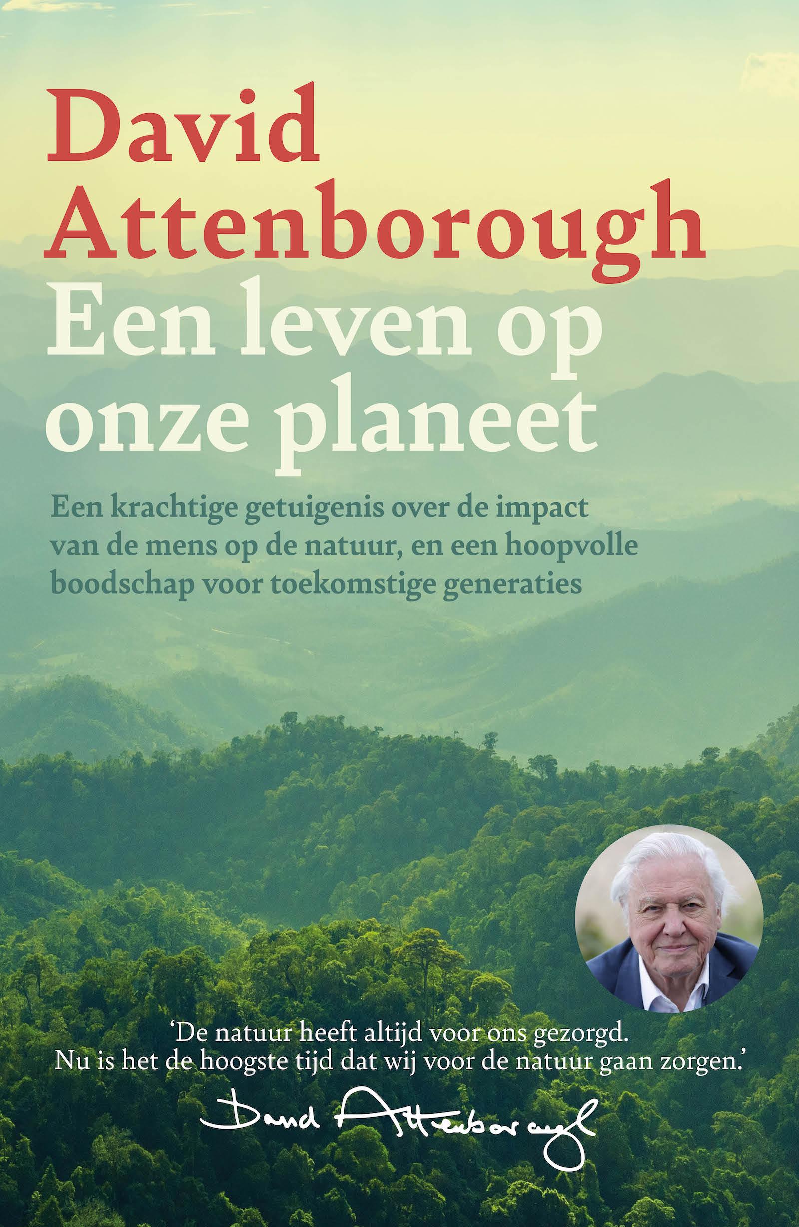 Een leven op onze planeet - boekenflits