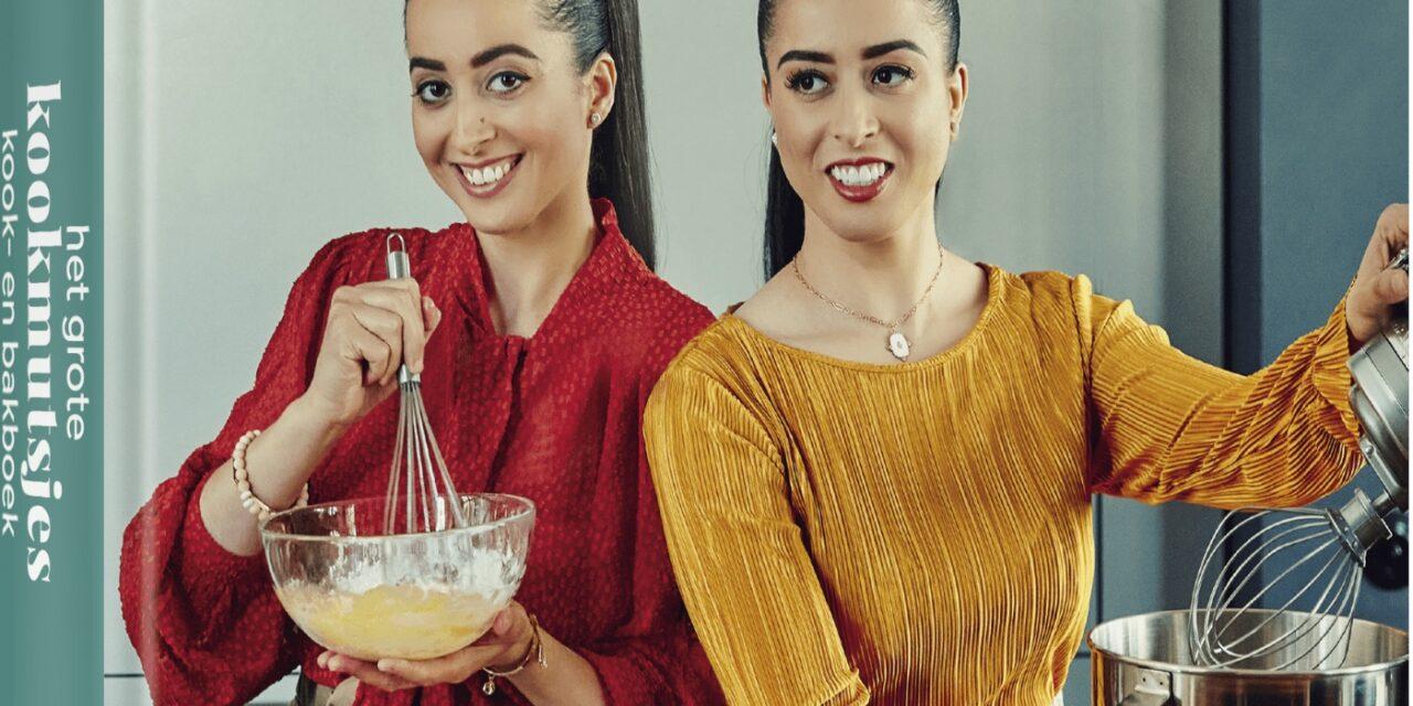 Het grote Kookmutsjes kook- en bakboek – Najat & Nadia Yachou