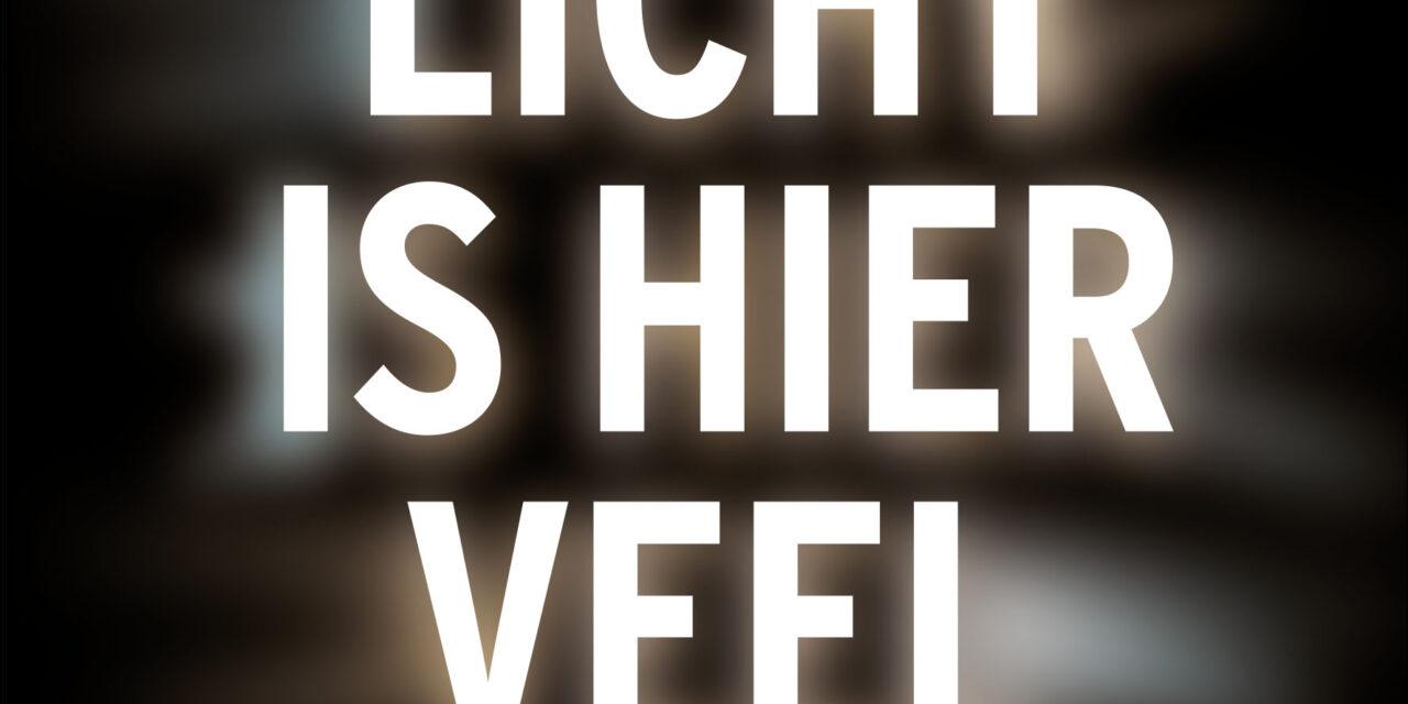 Het licht is hier veel feller – Mareike Fallwickl