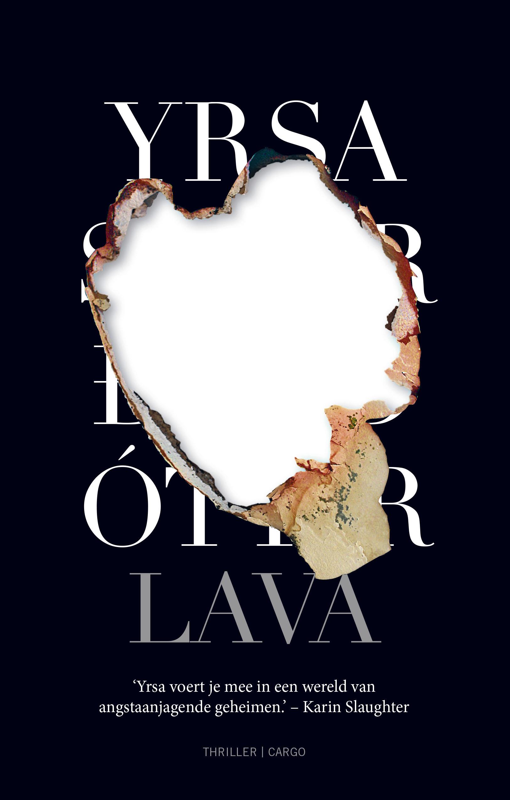 Lava - boekenflits