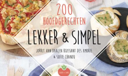 Lekker & Simpel. 200 Hoofdgerechten – Jorrit & Sofie