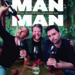 Man man man, het boek – Domien Verschuuren, Bas Louissen & Chris Bergström