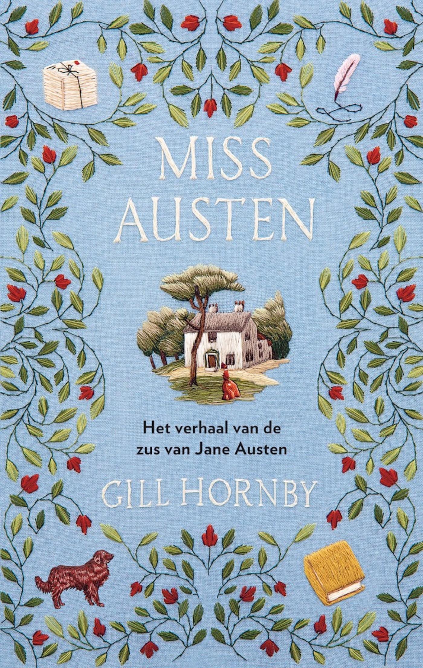 Miss Austen - boekenflits
