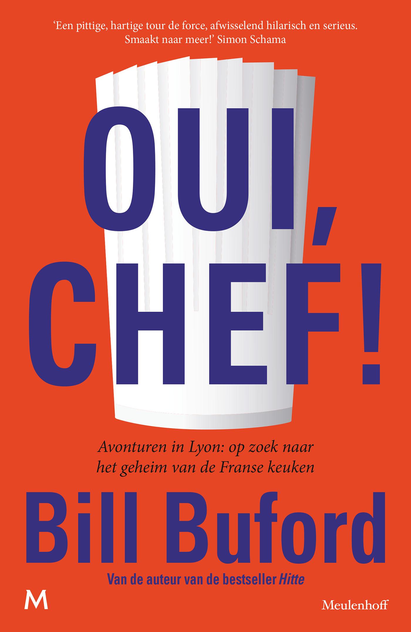 Oui, chef! - boekenflits