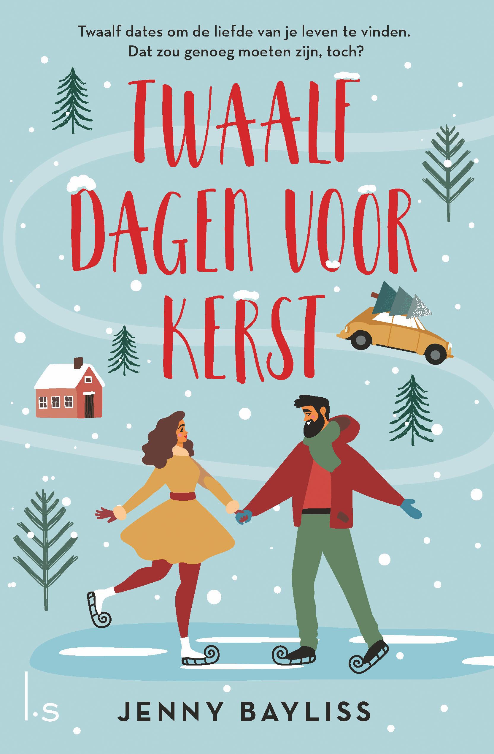 Twaalf dagen voor kerst - boekenflits